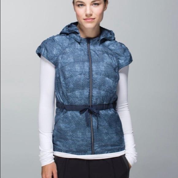 lululemon athletica Jackets & Blazers - Lululemon Spring Fling Puffy Vest